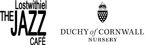 Jazz Cafe and Duchy of Cornwall logos